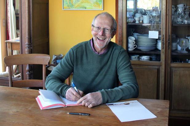 Torhoutenaar Johan Claus runt al vele jaren een 'herbronningshuis' in de Ardennen