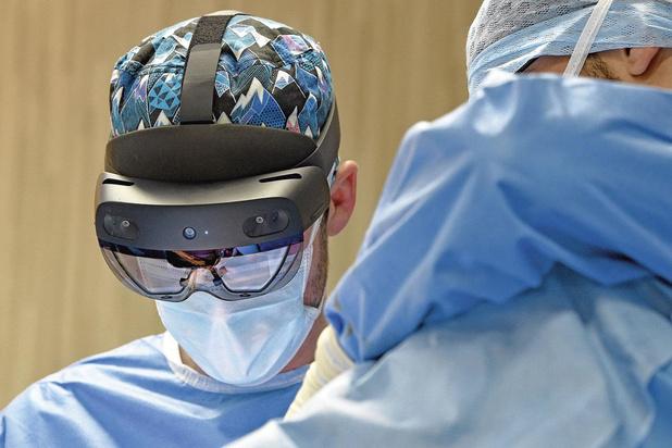 Recours à la réalité augmentée pour des chirurgies du genou