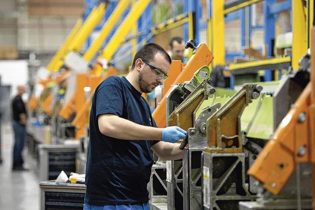 Un chiffre d'affaires divisé par deux pour le secteur technologique belge