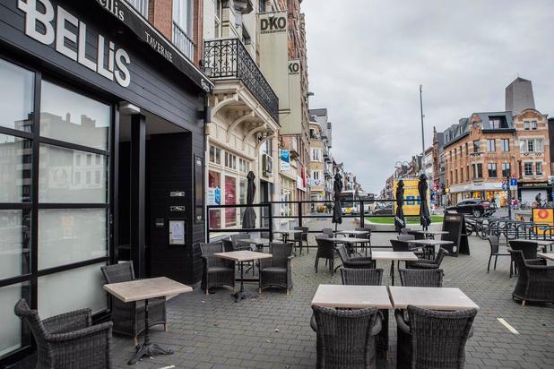 Zo zag de Grote Markt in Roeselare er vroeger uit