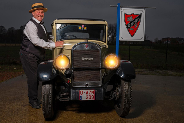 Johan Peeters vreest voor zijn oldtimer-passie door milieunormen