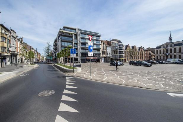 Stad Roeselare profiteert van coronakalmte om tal van werken uit te voeren