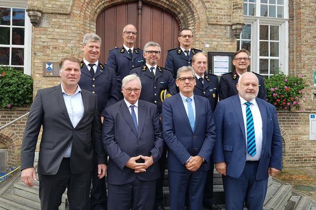 Groots aangekondigde veiligheidszone van westkust en Middelkerke naar prullenmand verwezen