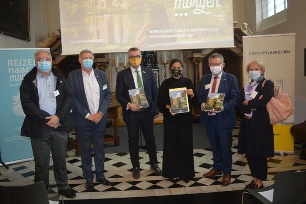 'Reizen naar Morgen': boek over toekomst van toerisme voorgesteld in Brugge