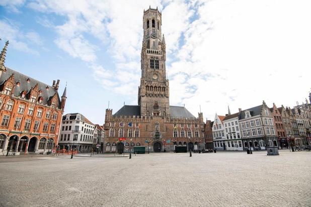 Imec en Brugge gaan 3D-replica van de stad maken om impact van maatregelen te simuleren