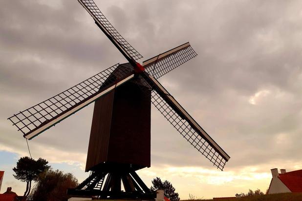 Knokke-Heist voltooit onderhoudswerken Kalfmolen