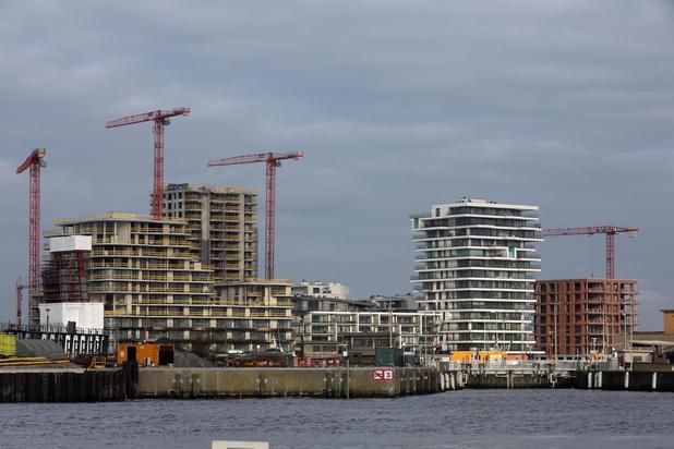Werven Oostendse Groep Versluys liggen stil, plots veel interesse in appartementen aan zee