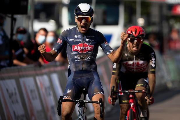 """Gianni Vermeersch rijdt zondag zijn tweede Ronde van Vlaanderen: """"Ik voel me momenteel iets meer wegrenner dan veldrijder"""""""