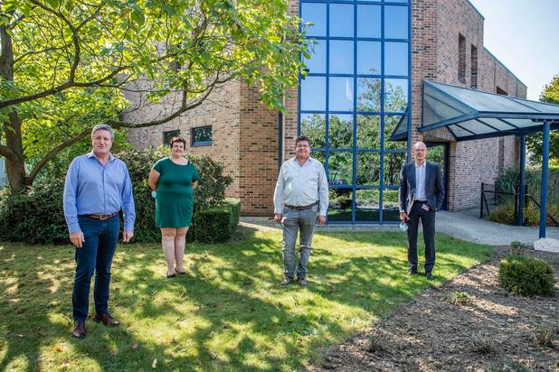 Drie dienstencentra '3DC' tijdelijk op één locatie in Roeselare