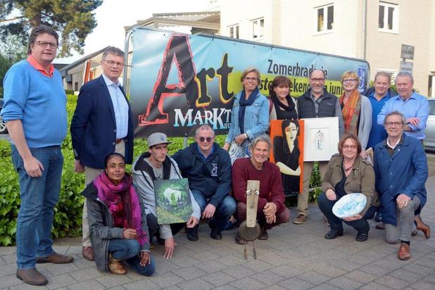 Ondanks moeilijk besluit toch geen ArtMart en Prijs van het Landschap in Kuurne
