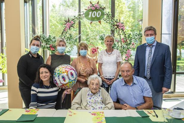 Georgina Vanlake is al de dertiende 100-jarige in Roeselare