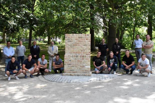Nieuw monument slachtoffers Tweede Wereldoorlog gedeeltelijk klaar