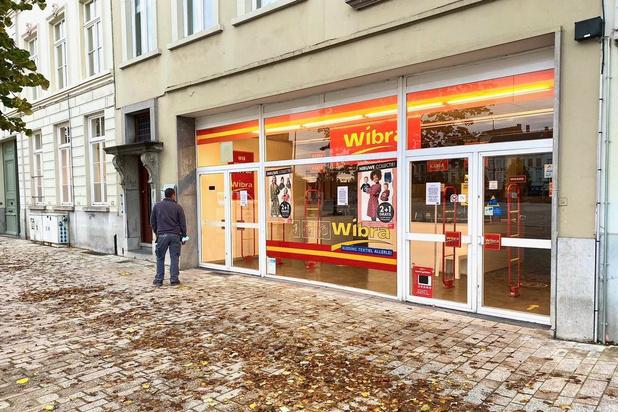 Wibra Brugge blijft dicht na faillissement keten