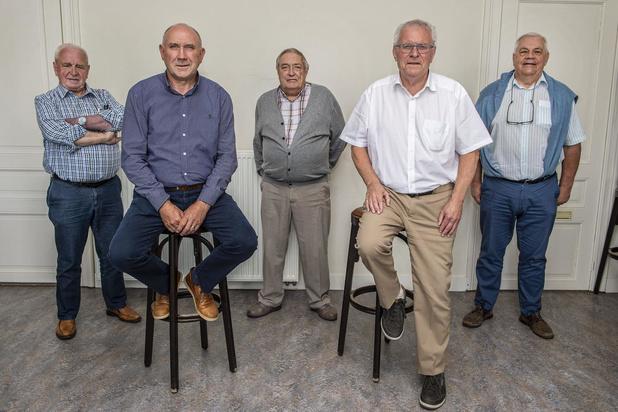 Vaderlandslievende verenigingen in Roeselare zien activiteiten in het water vallen