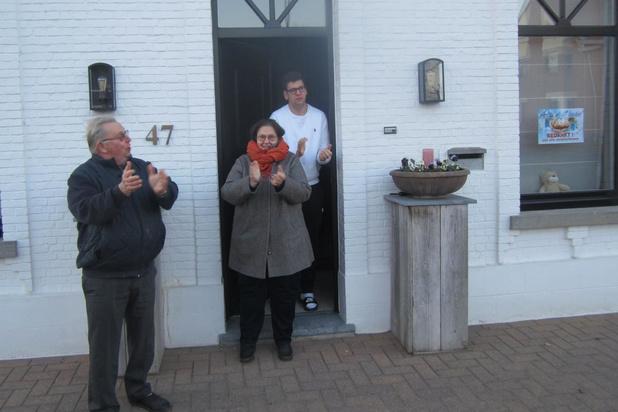 Warm applaus ook in Ruiselede