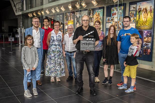 Filmoperator Noël Verougstraete neemt na 35 jaar afscheid van Cityscoop in Roeselare