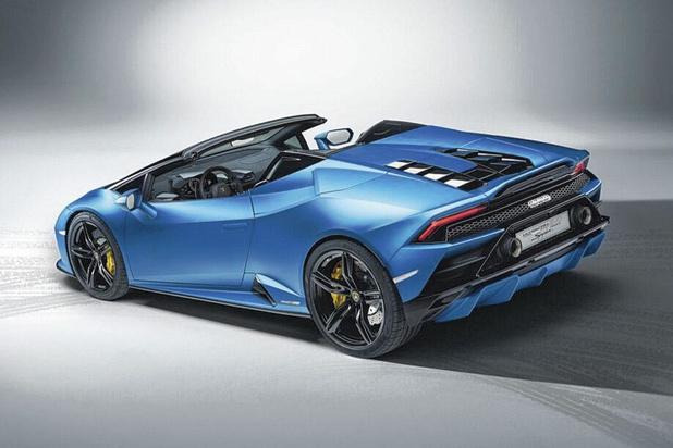 Lamborghini bijna uitverkocht voor 2021