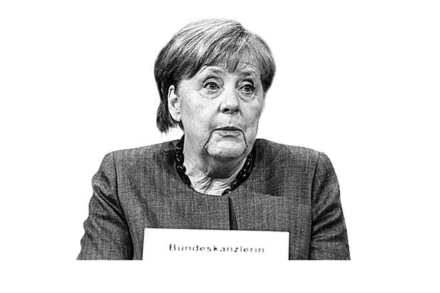 Angela Merkel - Bespioneerd door Denemarken
