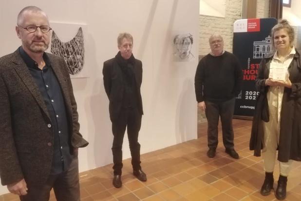 Frieke Verlé wint prijs van het publiek SANT2020