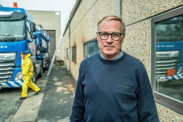 """Een week na de brand bij Belcroom: """"Binnen het jaar willen we het bedrijf heropbouwen"""""""