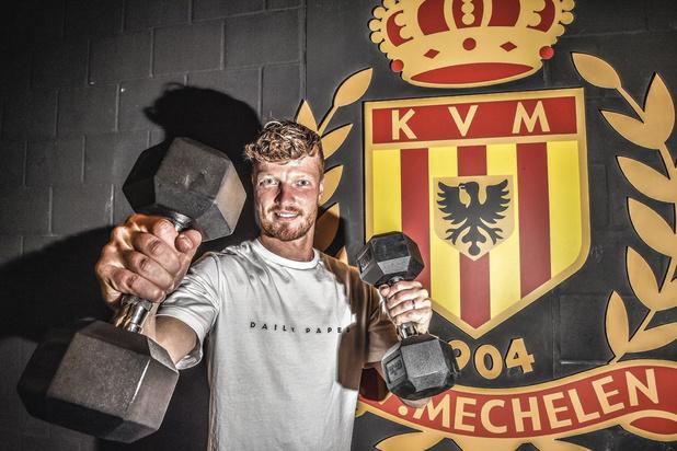 Ferdy Druijf (KV Mechelen): 'Ik wist dat mijn speelstijl bij de Belgische competitie zou passen'