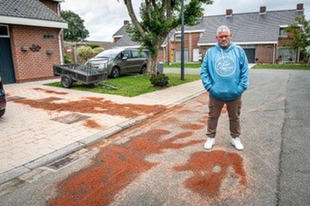 Filip Christiaens treedt nu op als burgerwacht na vreemde gebeurtenissen in Appelwijk