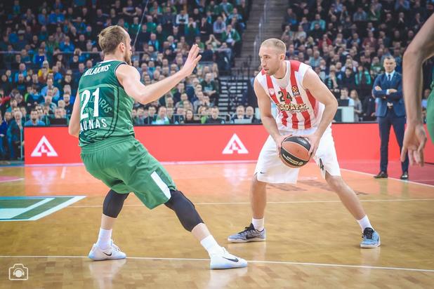 Ex-Oostendenaar Matt Lojeski kiest voor zijn derde Griekse club