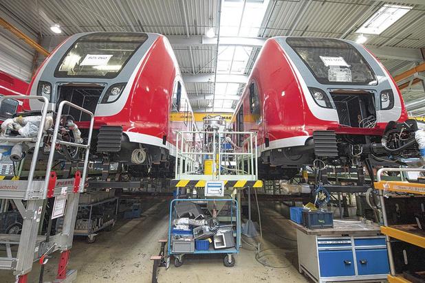 Alstom s'offre Bombardier