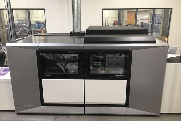 Group Joos investeert in inkjet-productieprinter en webshop