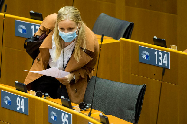 Melissa Depraetere nieuwe sp.a-fractieleider in de Kamer
