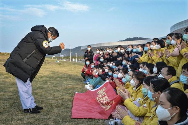 'In Wuhan is de coronatijd voorbij'