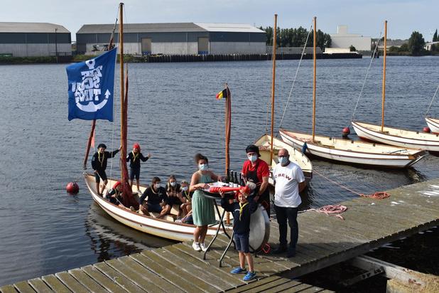 Spanish take-away voor Zeescouts Brugge