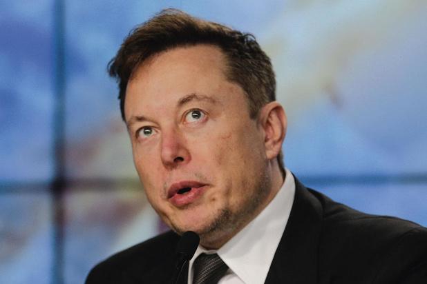 Tesla bereikt geen record na aandelensplitsing