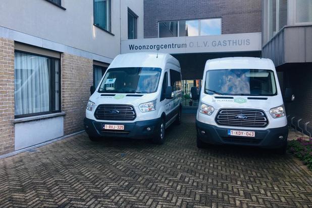 Dertien bewoners en twee medewerkers coronapositief in OLV Gasthuis