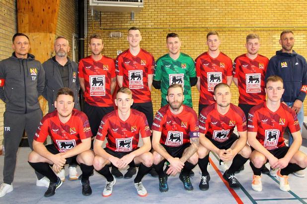 Zaalvoetbalclub Assebroeke sluit seizoen af op de vierde plaats