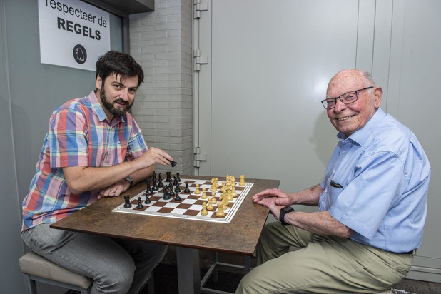 Steven volgt Jozef op als voorzitter De Torrewachters in Roeselare
