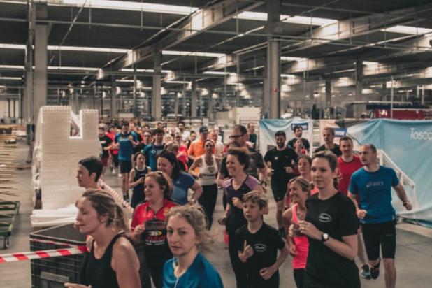 'RUN INTO THE ZONE' in Waregem verplaatst naar 22 augustus