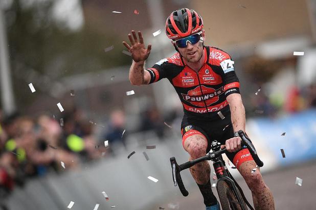 Eli Iserbyt rijdt in Ronde van Vlaams-Brabant zijn eerste wedstrijdkilometers