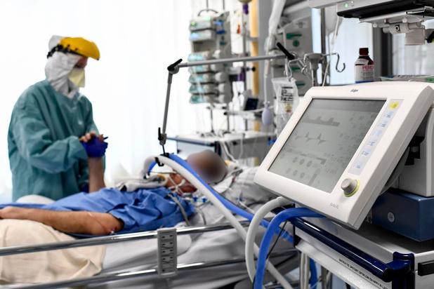 Aantal coronapatiënten in ziekenhuis zakt onder 7.000