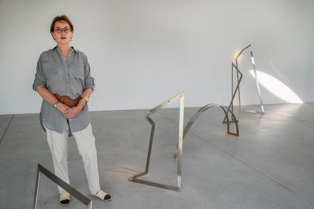 Brussels kunstenaar creëert werk voor Muze'um L in Rumbeke