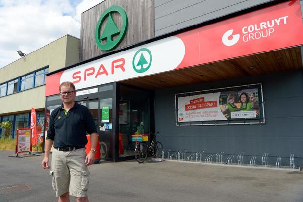 Spar Emelgem-Kachtem neemt zelf maatregelen tegen hamstergedrag