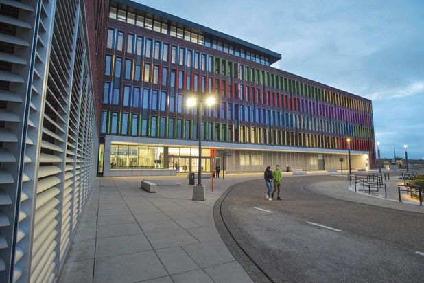 Ziekenhuis als toegangspoort tot de stad
