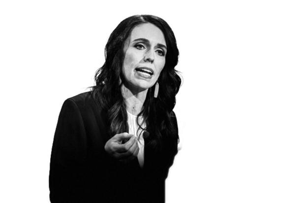 Jacinda Ardern - Smoort de sigaret