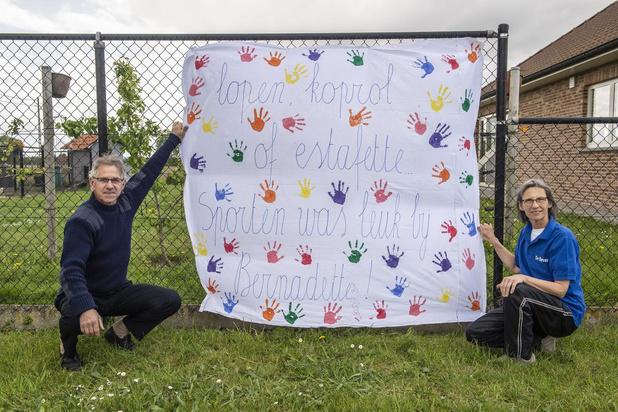 Leerkracht Bernadette Delaere neemt afscheid van carrière in De Bever
