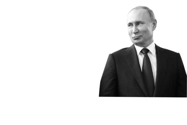 Vladimir Poetin - President