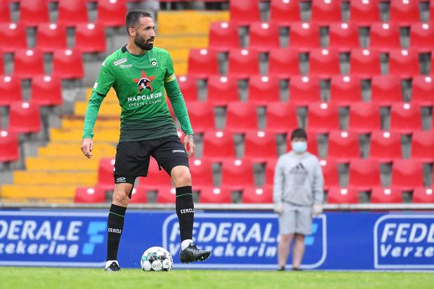 Jérémy Taravel bij Cercle heropgevist voor de Brugse derby