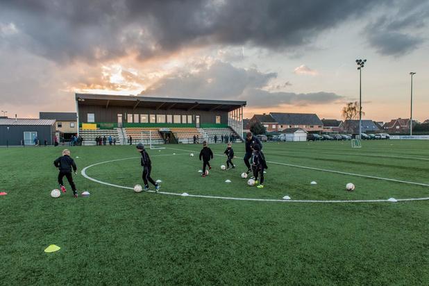 Joric Vandendriessche: 'Een kind van acht of negen jaar al een talent noemen, daar moeten we mee stoppen'