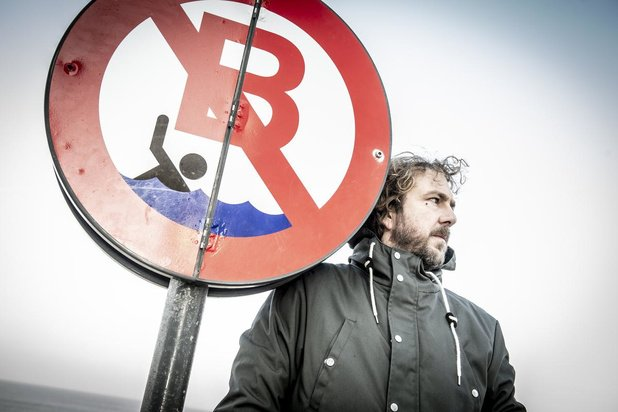 Acteur Sebastien Dewaele wil - onder voorbehoud - bij mensen in den hof optreden