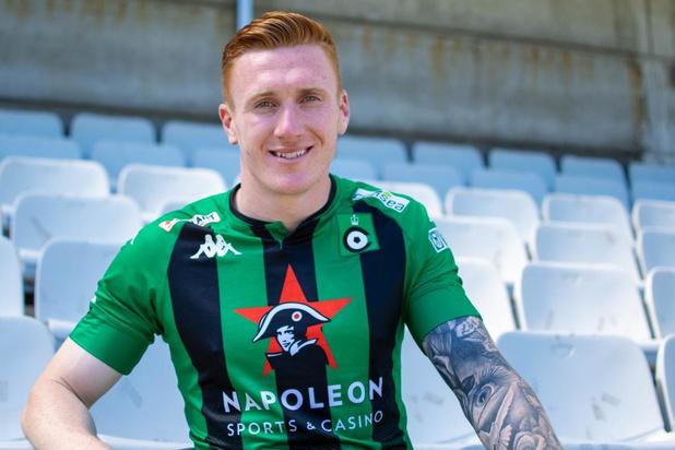Cercle Brugge heeft met Bates nieuwe centrale verdediger beet