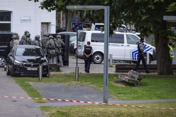Gewapende man in Kortrijk overmeesterd